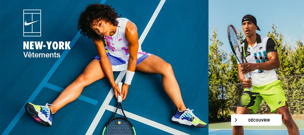 Découvrez le nouveau textile Nike