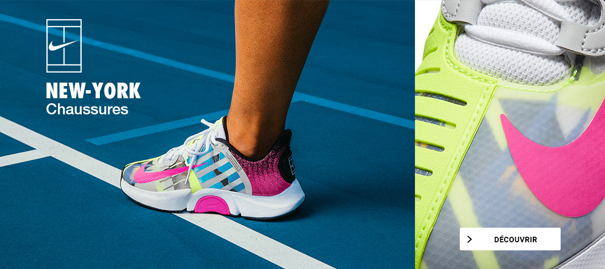 Nike - nouvelles collections de chaussures !