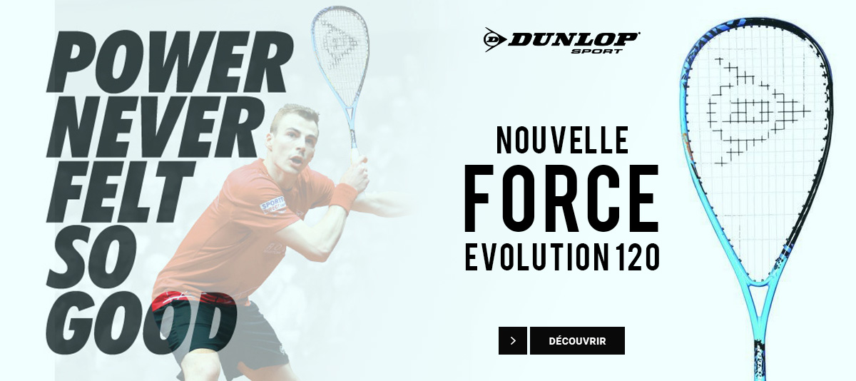 Raquette de squash Dunlop Force