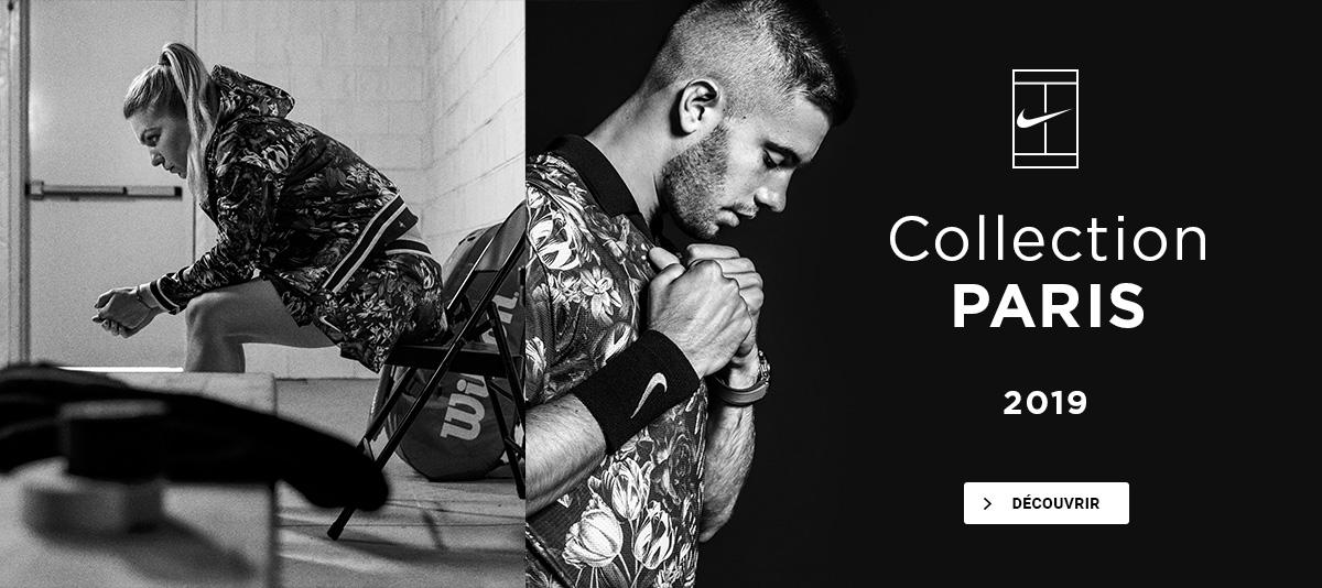 Découvrez les tenues d'athlètes de la collection Paris 2019