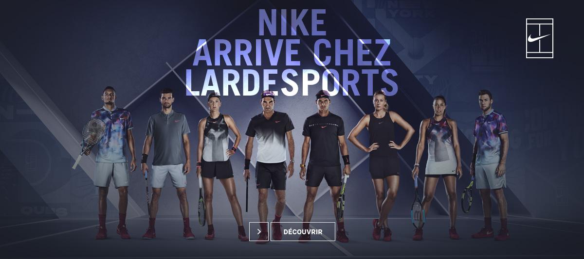 Nike arrive sur Lardesports