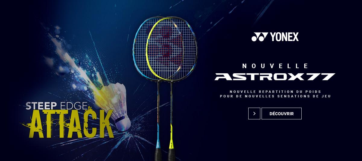 Raquette badminton Yonex Astrox 77