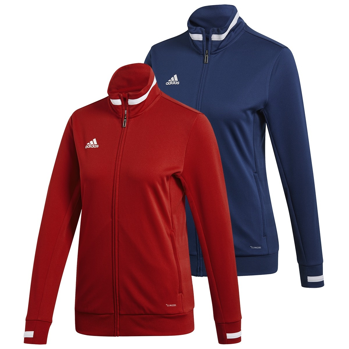 veste de survetement adidas climacool homme col zip
