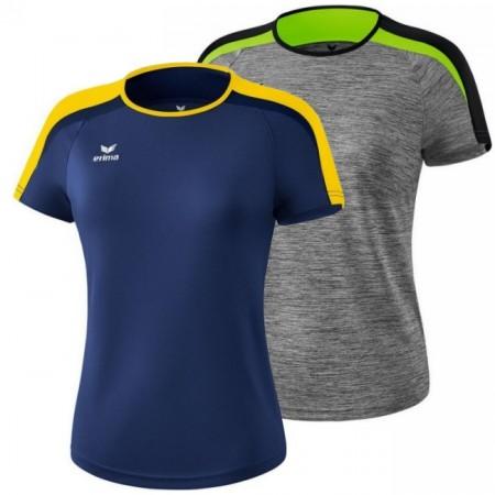 T-Shirt Erima Femme Liga Line 2.0
