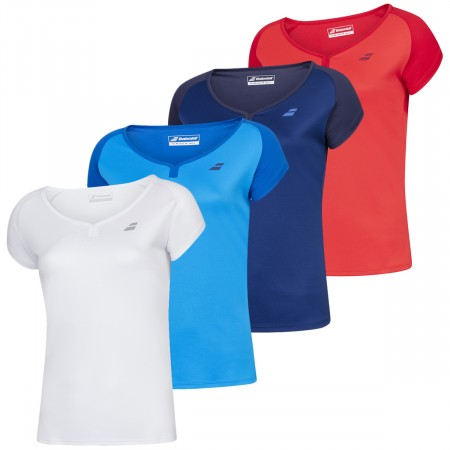 T-Shirt Babolat Junior Play Fille