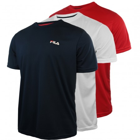 Tee-shirt Fila Club Big Logo