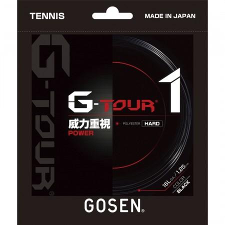 Cordage de tennis Gosen G Tour 1 (Garniture - 12m)