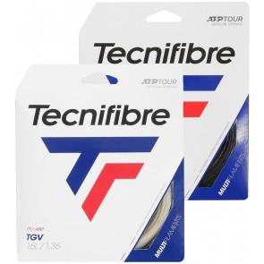 Cordage de tennis Tecnifibre TGV (Garniture - 12m)