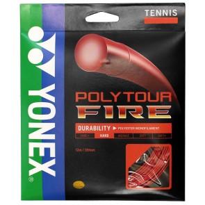 CORDAGE DE TENNIS YONEX POLYTOUR FIRE (GARNITURE - 12M)