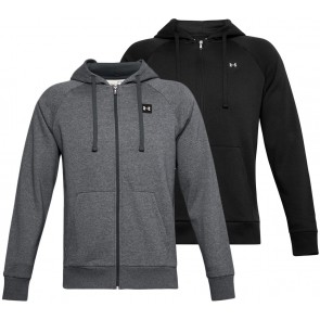 SWEAT UNDER ARMOUR RIVAL FLEECE FZ