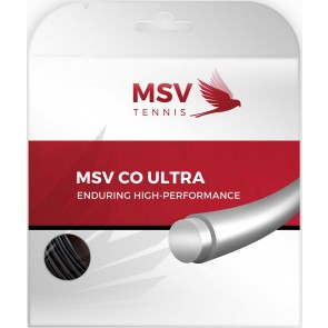 Cordage de tennis MSV Co Ultra (garniture de 12m)