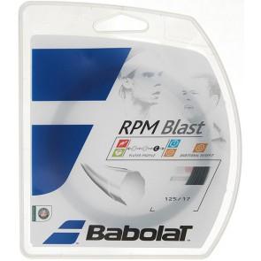Cordage de tennis Babolat RPM Blast (Garniture - 12m)