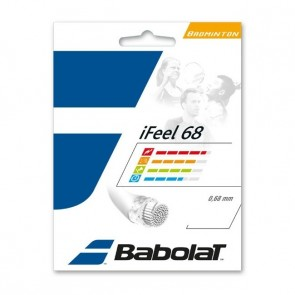 Cordage de badminton Babolat I-Feel 68 (Garniture 10 m)