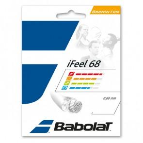 Cordage de badminton Babolat IFeel 68 (Bobine - 200m)