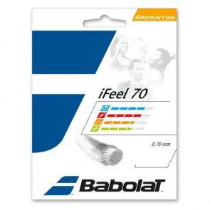 Cordage de badminton Babolat IFeel 70 (Bobine - 200m)