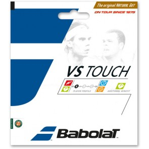 Cordage de tennis Babolat VS Touch (Garniture - 6m)