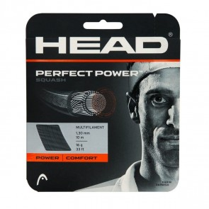 Cordage de squash Head Perfect Power (Garniture - 10m)