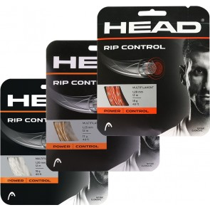 Cordage de tennis Head RIP Control (Garniture - 12m)