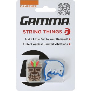 ANTIVIBRATEUR  GAMMA STRING THINGS MASQUE/DAUPHIN