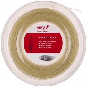 Cordage de tennis MSV Soft Touch (bobine de 200m)
