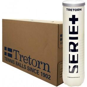 CARTON DE 18 TUBES DE 4 BALLES TRETORN SERIE+