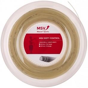 Cordage de tennis MSV Soft Control (bobine de 200m)