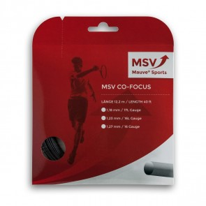 Cordage de tennis MSV Co Focus (garniture de 12m)