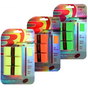Surgrips Bullpadel SensoGrip Pro GB1705 (lot de 3)