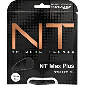 Cordage de tennis Dunlop NT Max Plus (Garniture - 12m)