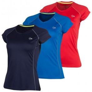 T-Shirt Dunlop Femme Club Crew