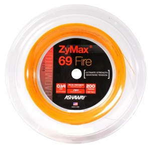 Ashaway Zymax 69 Fire Orange - 0.69mm