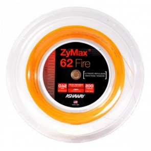 Ashaway Zymax 62 Fire Orange - 0.66mm