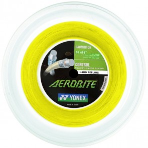 CORDAGE DE BADMINTON YONEX BG AEROBITE BOOST (BOBINE 200M)