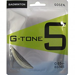 CORDAGE BADMINTON GOSEN G-TONE 5 (GARNITURE - 10M)