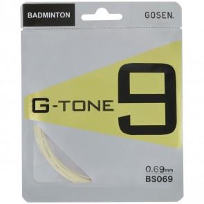 CORDAGE BADMINTON GOSEN G-TONE 9 (GARNITURE - 12M)