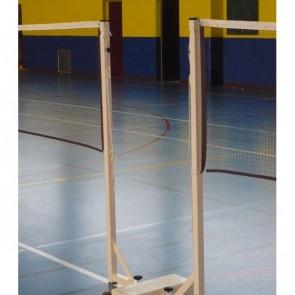 Poteau de badminton Compétition Filmasport BA024208-Z (Double)