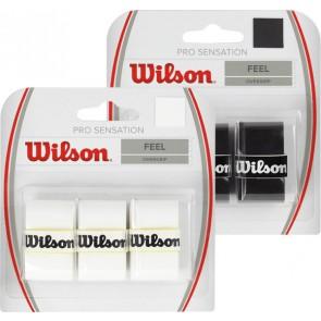 Surgrip Wilson Pro Overgrip Sensation (x3)