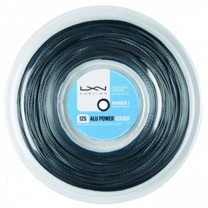 Cordage de tennis Luxilon Big Banger Alu Power Rough (Bobine - 220m)