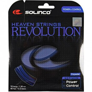 Cordage de tennis Solinco Revolution (Garniture - 12m)