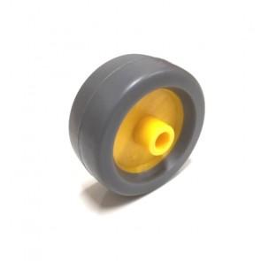 Roue Plastique diam.65 pour poteaux de badminton S27240