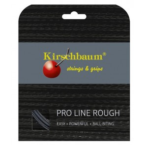 Cordage de tennis Kirschbaum Pro Line II Rough (Garniture - 12m)