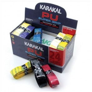 Grip Karakal PU Super Multi-couleur (X1)
