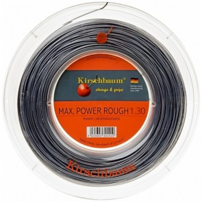 Cordage de tennis Kirschbaum Max Power Rough (Bobine - 200m)