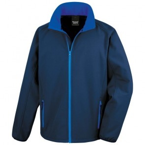 Veste Result Homme Softshell Printable