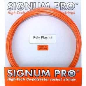 CORDAGE DE TENNIS SIGNUM PRO POLY PLASMA ORIGINAL 1.28 MM (GARNITURE - 12M)