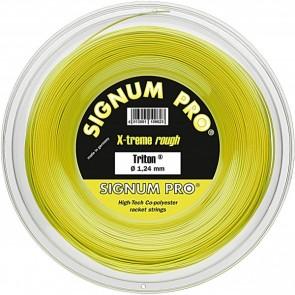 Cordage de tennis Signum Pro Triton (bobine de 200m)