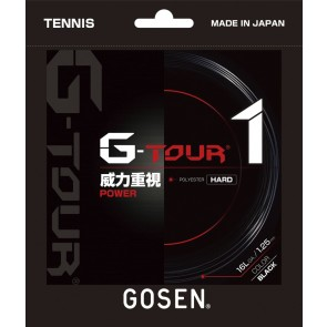 Cordage de tennis Gosen G Tour 1 (Garniture de 12m)