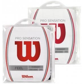 Surgrip Wilson Pro Overgrip Sensation (x12)