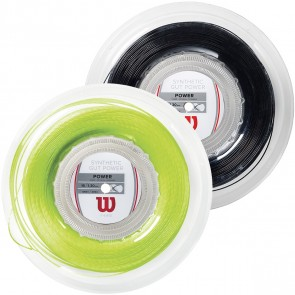 Cordage de tennis Wilson Synthetic Gut Power (Bobine - 200m)