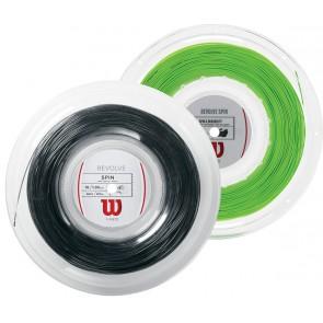 Cordage de tennis Wilson Revolve Spin (Bobine - 200m)